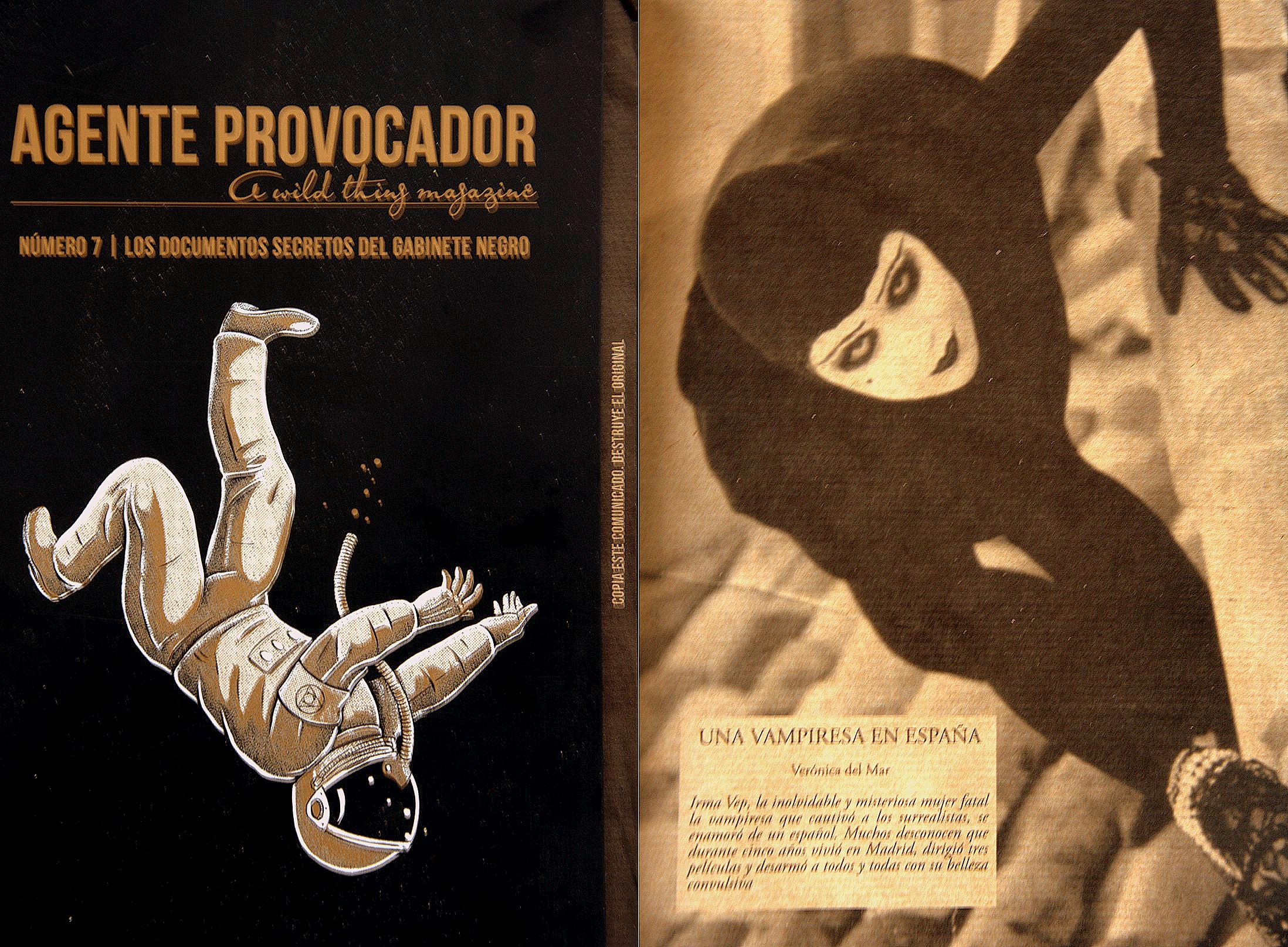 Revue Agente Provocador (España)