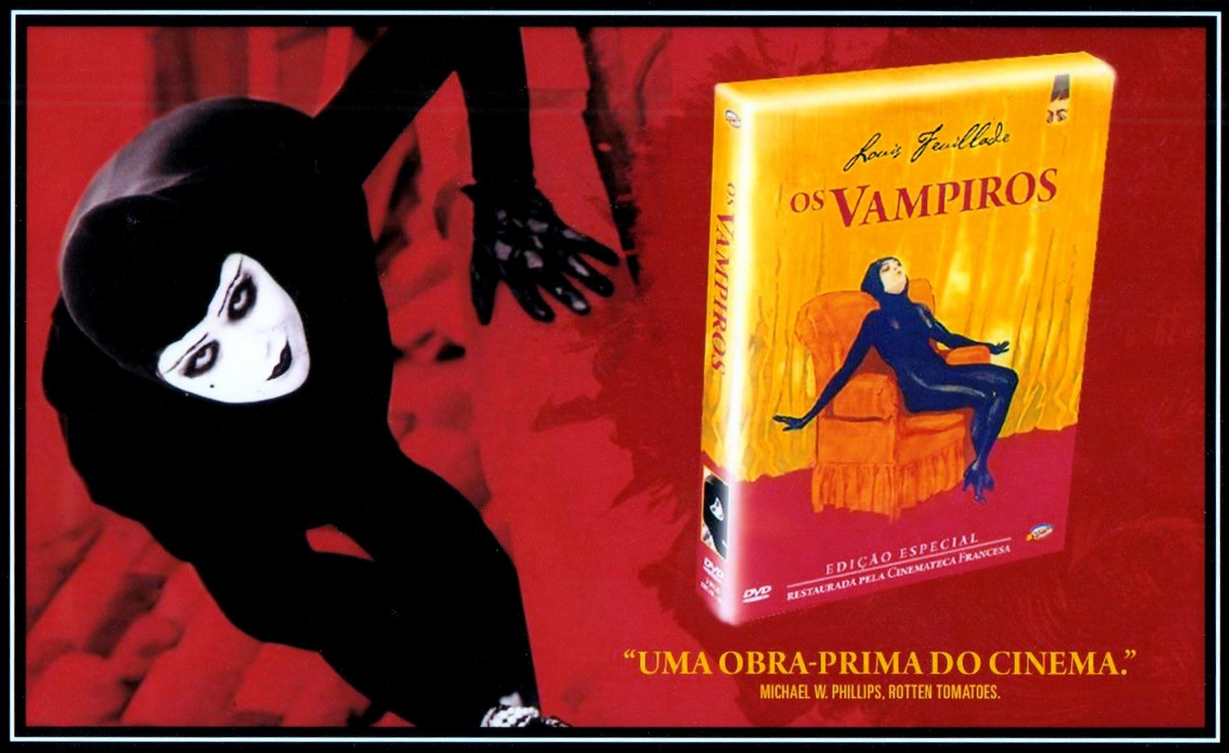Os vampiros de Louis Feuillade